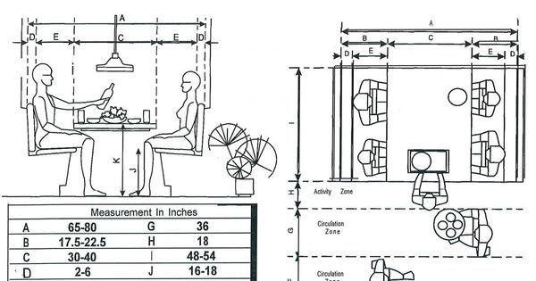 MEASUREMENTS FOR A Breakfast BOOTH Floor Plans Booths Tables Bars Nook Ideas