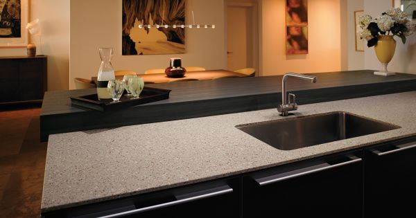 Formica smoky brown pear kitchens pinterest kitchens for Formica bleached concrete