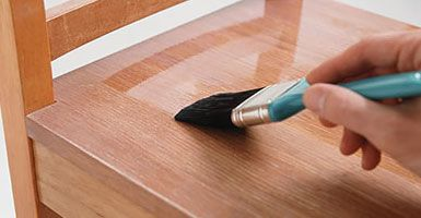 Guide To Clear Wood Finishes How To Apply Polyurethane Staining Wood Wood Finish