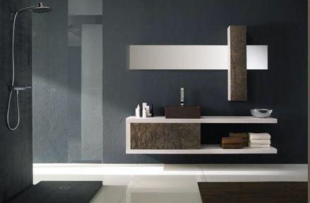 La Roccia Mobili Bagno.Modern Bathroom Vanities From La Roccia Part 1 Design Per Bagno