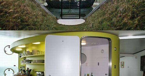 Malator underground eco house design pinterest houses for Malator underground eco house