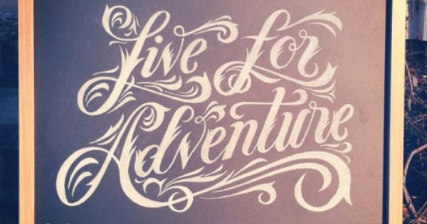 Live For Adventure, Drew Melton
