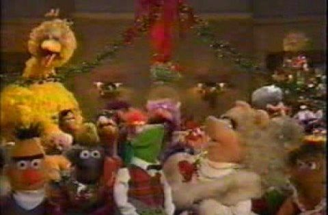 Muppets We Wish You A Merry Christmas Christmas Cartoons Christmas Music Muppets