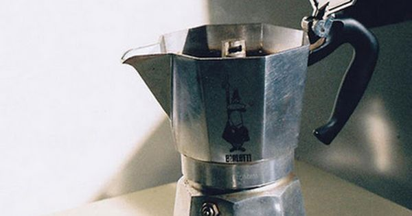 What is that, a Hungarian espresso maker? I say that cause I