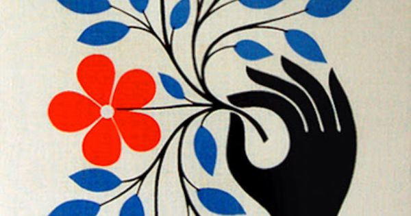 illustration / Alexander Girard wall hanging