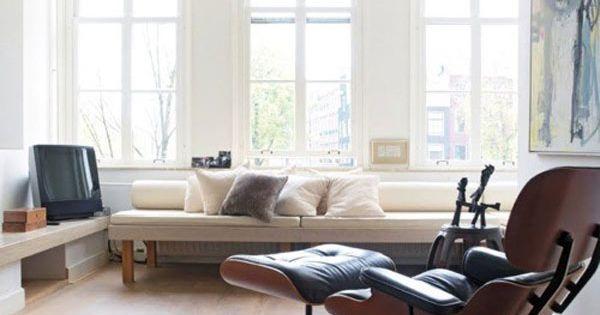 eames lounge chair ottoman schwarz more eames chairs ideas. Black Bedroom Furniture Sets. Home Design Ideas