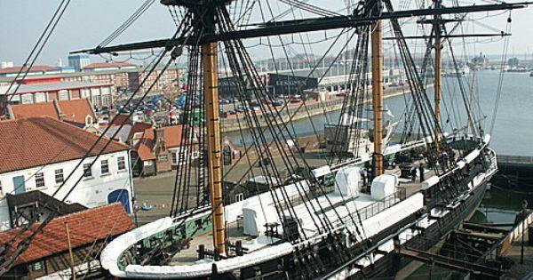 Hms Trincomalee Tall Ships Trincomalee Hartlepool