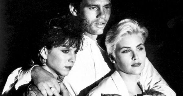 Kristy McNichol, Richard Tyson, and Sherilyn Fenn in Two ...
