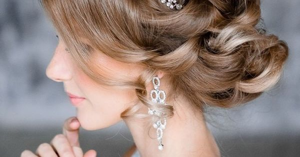 hair styles wedding fabulous wedding hairstyles from elstile wedding 5287