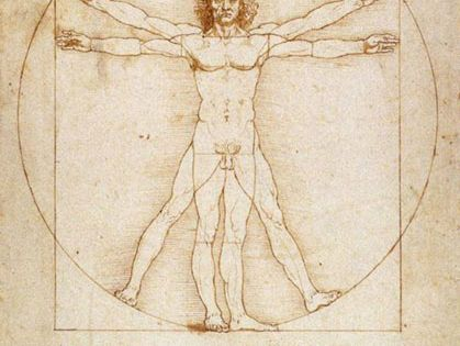 épinglé Par Ani Frickelo Sur Mathematics Homme De Vitruve Leonardo De Vinci Dessin Leonard De Vinci