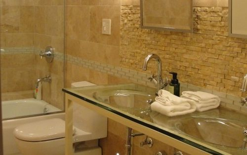 batrhroom retiling ideas awesome bathroom backsplash
