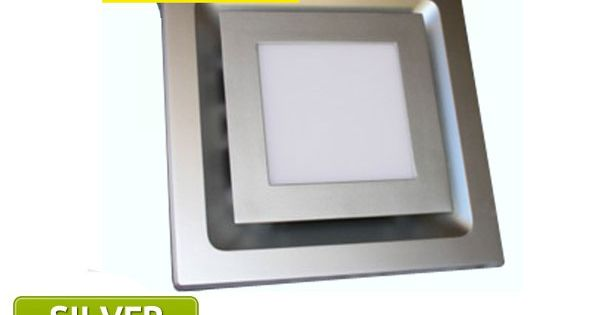 The Square Led Light Exhaust Fan Is A Modern Low Profile Ceiling Mounted Exhaust Fan With An