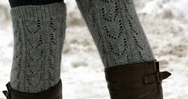 Knee socks slash leg warmers by ophelia leggings