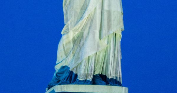 When you say New York...you say Statue of Liberty!