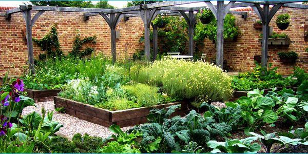 Herb garden van Jamie Oliver... Zo gaaf!!