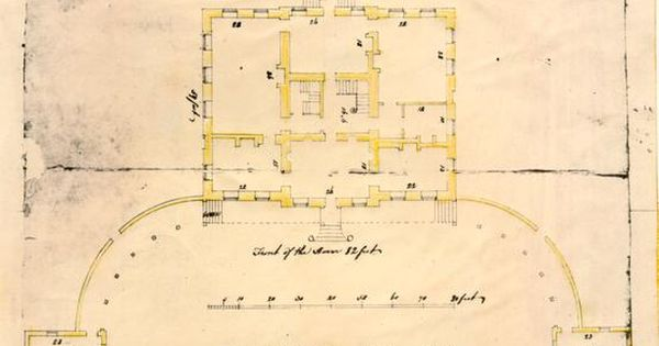 Tryon Palace Floor Plan Cwf History Is So Pinteresting