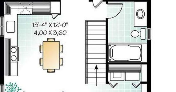 2nd level garage with apartment 2 bedrooms open floor for Open floor plan garage apartment