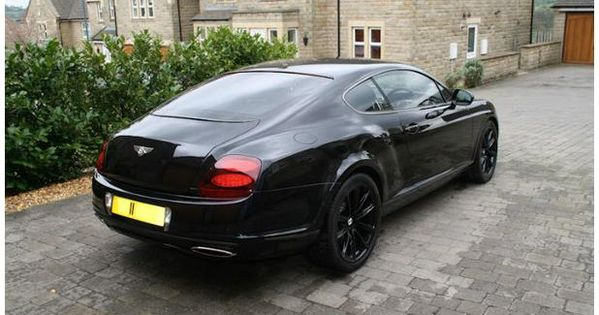 My dream car the bentley continental gt tuningcult for Bentley motors limited dream cars