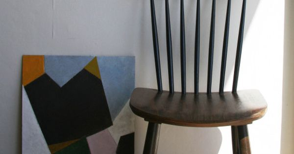 Chaise des ditions tch coslovaques drevounia des ann es for Chaise annee 80