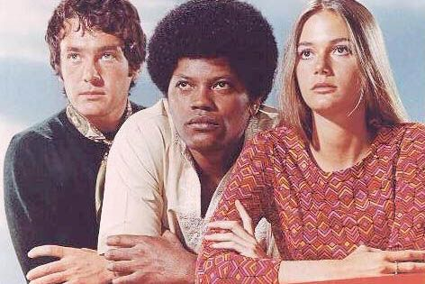 The Mod Squad theme song Remember this