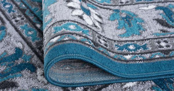 Tyshawn Oriental Blue Area Rug Area Rugs Blue Area Rugs Rugs On Carpet