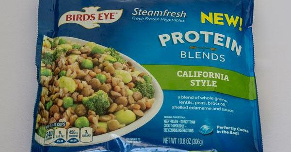 {Birds Eye Protein Blends California Style} - {Best Frozen ...