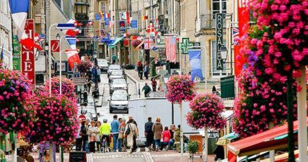 Bike tour along Frances Normandy, France