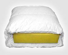 Down Cushion Down Cushions Down Envelope Cushions On Sofa Luxury Cushions Furniture Slipcovers Down filling for sofa cushions