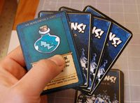 Diy Board Game Cards Good Quality Tutorial I Think I Will Use This And Make Homemade Memory Games With Board Games For Kids Homemade Board Games Board Games