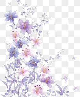Watercolor Flowers Watercolor Flowers Flower Png Images Flower Graphic