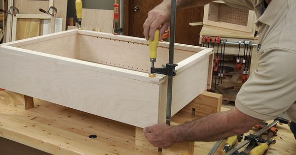 Best How To Attach A Cabinet Face Frame To A Cabinet To Be 400 x 300