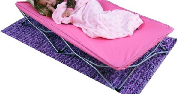 My Cot Portable Toddler Bed Just 17 At Walmart Portable