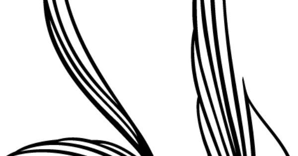 pinstripe floral swirl