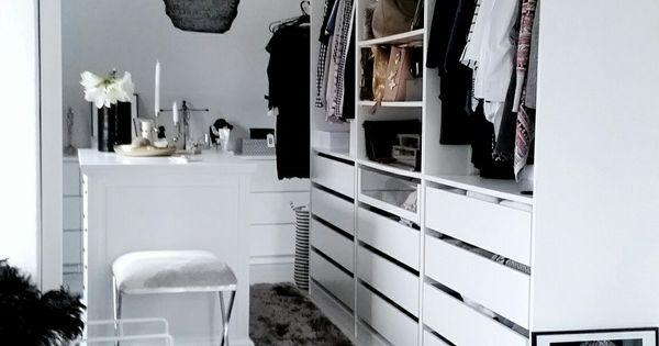 ikea pax ankleidezimmer inspiration weiss dressing room. Black Bedroom Furniture Sets. Home Design Ideas