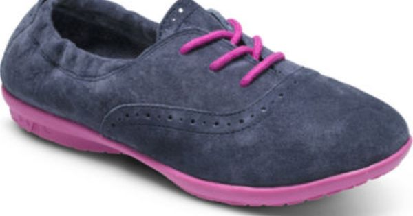 Hush Puppies Lexi Navy Berry Reviews