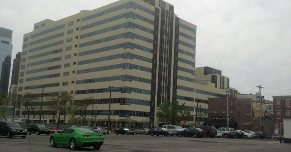1500 Spring Garden Is A Mixed Use Office Building In