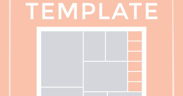 free mood board template them graphics and design process
