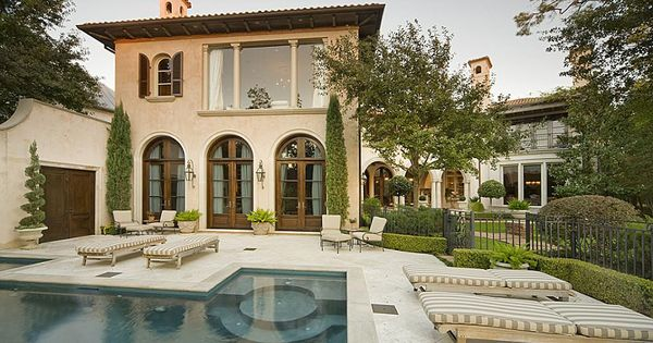 Homes in mediterrean mediterranean home in the memorial Mediterranean style homes houston