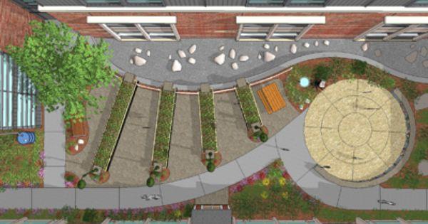 Outdoor Classroom Design Plans ~ Outdoor classroom plan landscape design references