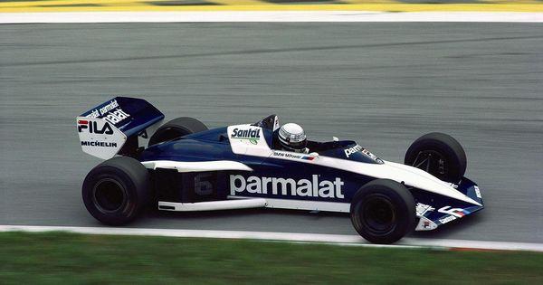 Riccardo Patrese Brabham Bmw 1983 Race Cars