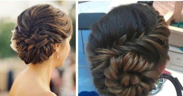 creative hair buns