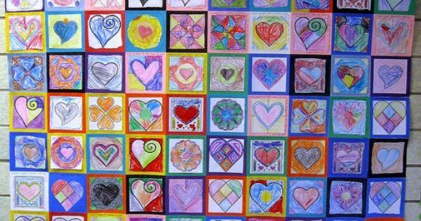 Kindness Quilt Teaching Ideas For 3rd 5th Pinterest