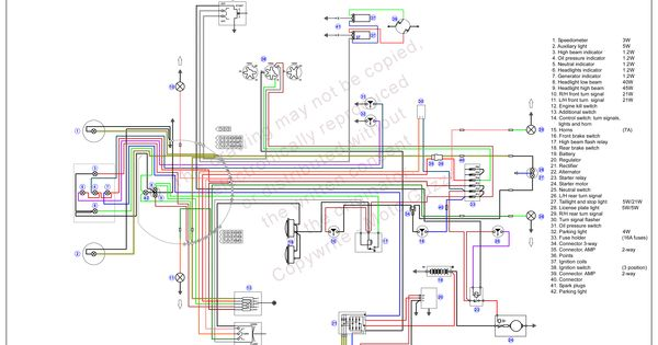 moto guzzi v wiring diagram moto image wiring infographic motorcycle wiring diagram two stroke cerca con on moto guzzi v50 wiring diagram