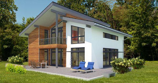 Evodomus custom designed ultra energy efficient prefab for Ultra modern modular homes