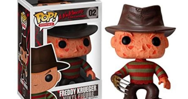 Funko Freddy Krueger Vinyl Figurine Advertisement, 24-365