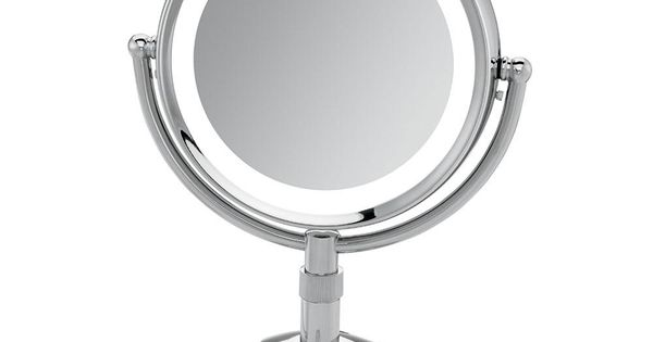 Waring Be6sw Conair Telescopic Makeup Mirror With Light