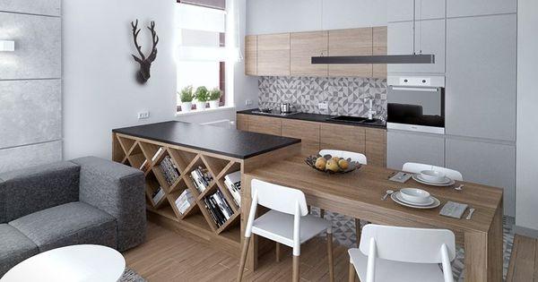 plan de travail cuisine 50 id es de mat riaux et couleurs plan de travail cuisine pierre. Black Bedroom Furniture Sets. Home Design Ideas