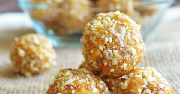 Apricot Cashew Bites3 | Sweets | Pinterest