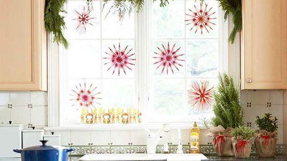 Natural holiday decor decoraci n navide a natural y - Decoracion navidena natural ...