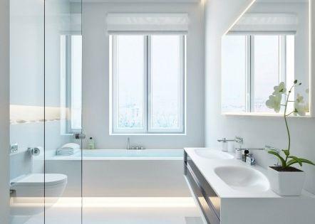 Dise o de cuarto de ba o moderno proyectos para espacios - Disenos de cuartos de banos modernos ...